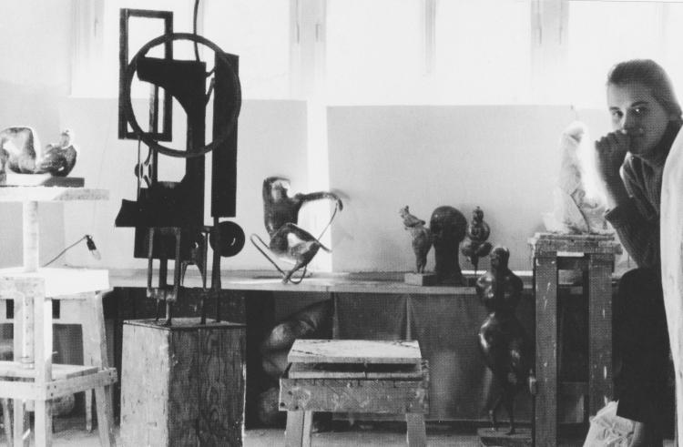 LAILA '58: kuvanveistäjän ensiaskeleet