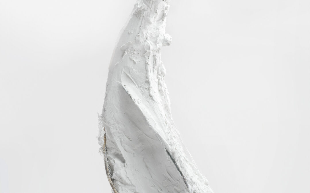 Perttu Saksan Valkoinen kaari Ateljee-galleriassa